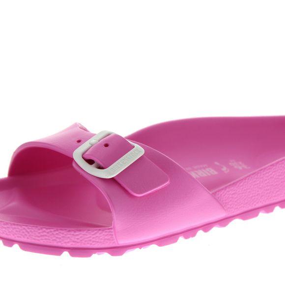 BIRKENSTOCK - Pantolette MADRID EVA 0128303 - neon pink - Thumb 6