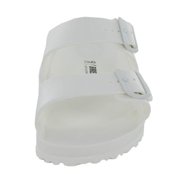 BIRKENSTOCK - Pantolette ARIZONA EVA 129441 - white - Thumb 2