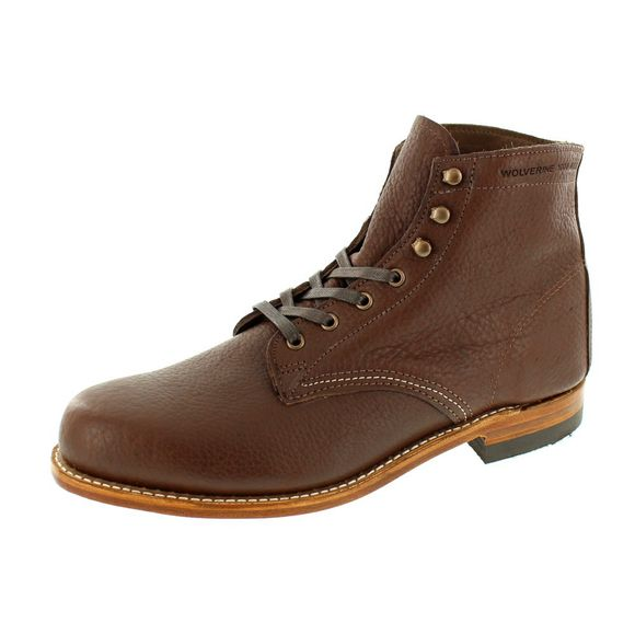 WOLVERINE 1000 MILE Men - CENTENNIAL - havana brown - Thumb 1