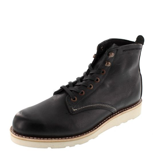WOLVERINE 1000 MILE Men - Boots PRESTWICK - black