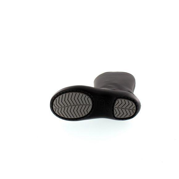 CROCS Damenschuhe - RAINFLOE TALL - black - Thumb 5