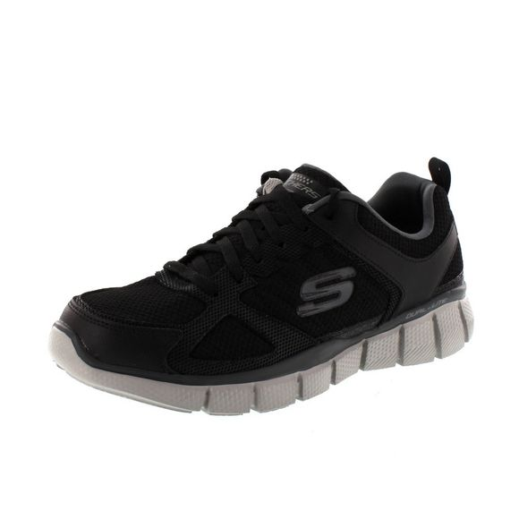SKECHERS EQUALIZER 2.0 ON TRACK 51532 - black charcoal - Thumb 2