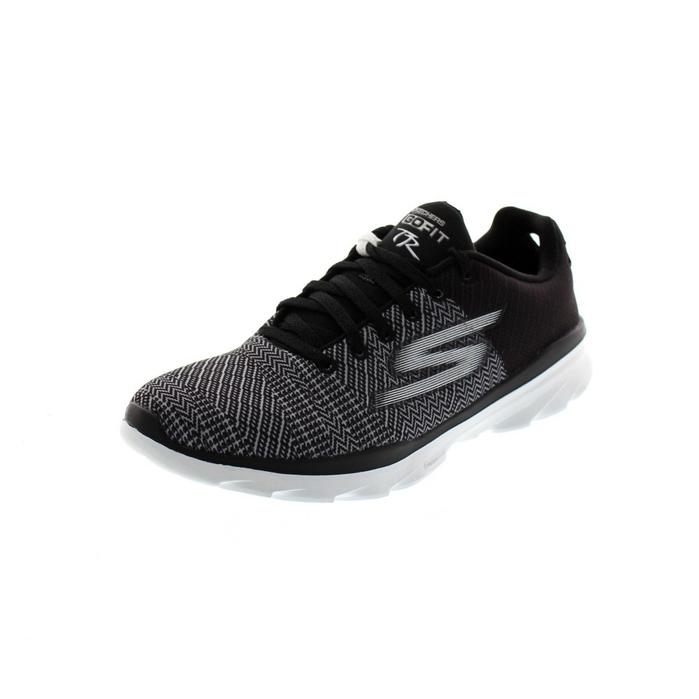 SKECHERS Damenschuhe - GO FIT TREK 14087 - black white