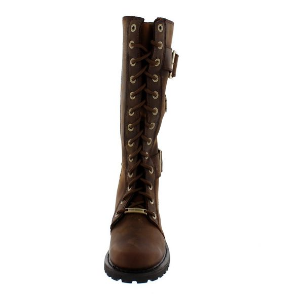 HARLEY DAVIDSON Women - Stiefel BELHAVEN - aged bark - Thumb 2