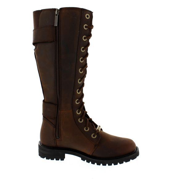 HARLEY DAVIDSON Women - Stiefel BELHAVEN - aged bark - Thumb 3