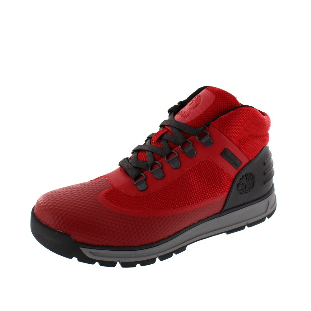TIMBERLAND - FIELD GUIDE NO SEW A19SN - chili pepper