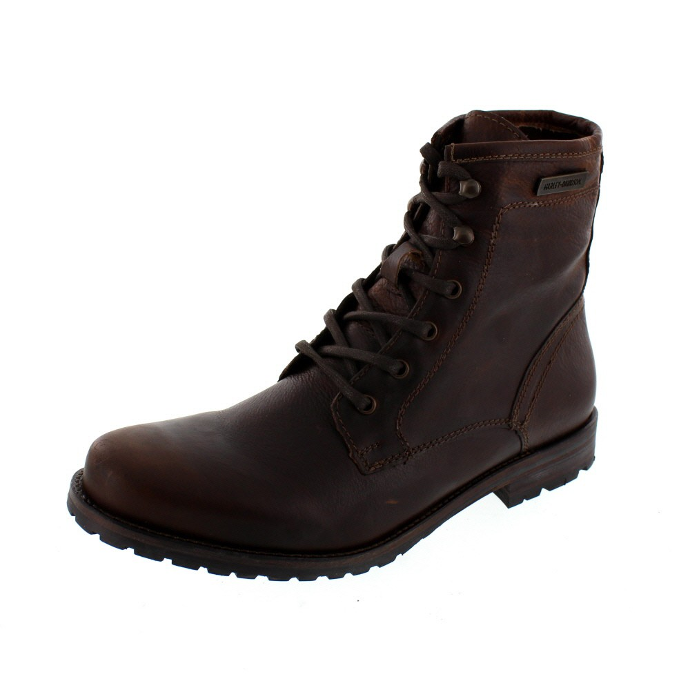 HARLEY DAVIDSON Men - Boot JUTLAND D93318 - brown