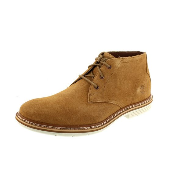 TIMBERLAND - NAPLES TRAIL CHUKKA A1BGY - rubber - Thumb 1