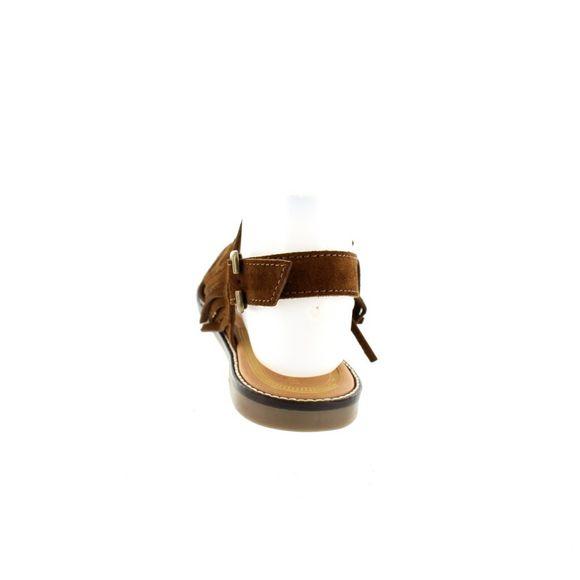 LEVI´S Damen - Sandalen COTATI FRINGE 225846-709 - brown - Thumb 4