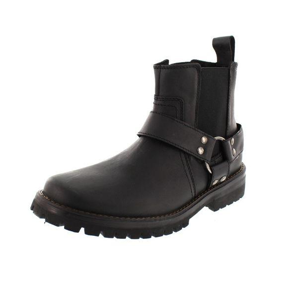 HARLEY DAVIDSON Men - Boots DURAN D93359 - black