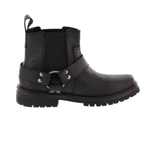 HARLEY DAVIDSON Men - Boots DURAN D93359 - black - Thumb 3