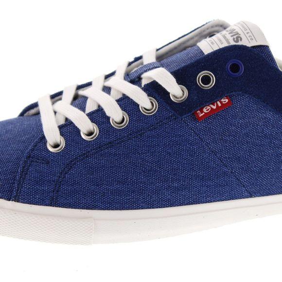 LEVI´S Herren - Sneaker WOODS 225826-781 - royal blue - Thumb 6