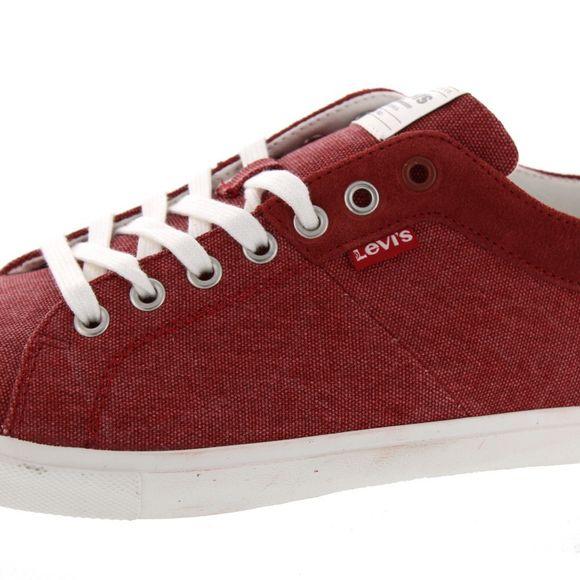 LEVI´S Herren - Sneaker WOODS 225826-781 - bordeaux - Thumb 6
