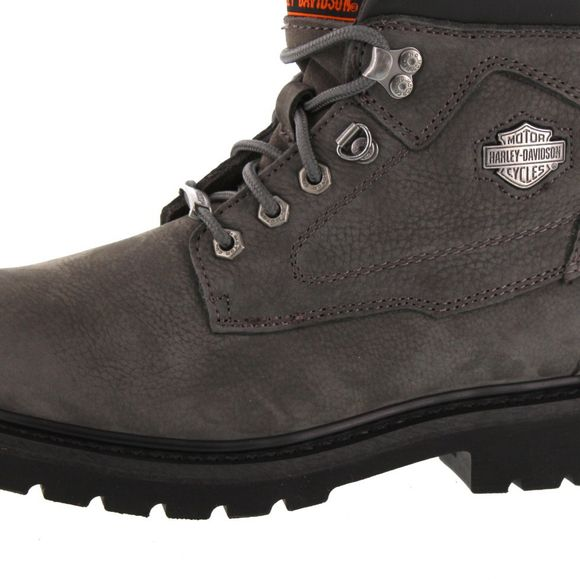 HARLEY DAVIDSON Men - BAYPORT D93366 - charcoal grey - Thumb 6