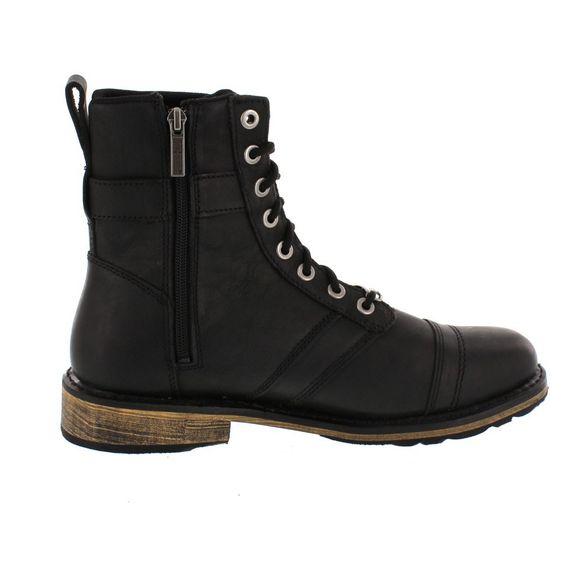 HARLEY DAVIDSON Men - Boots DREXEL D93387 - black - Thumb 3