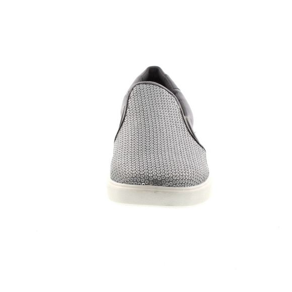CROCS Damenschuhe - CITILANE SEQUIN SLIP ON - silver - Thumb 2