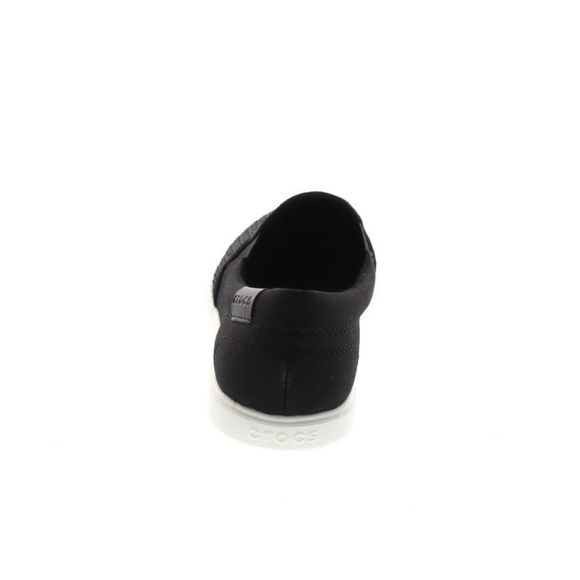 CROCS Damenschuhe - CITILANE SEQUIN SLIP ON - black - Thumb 4