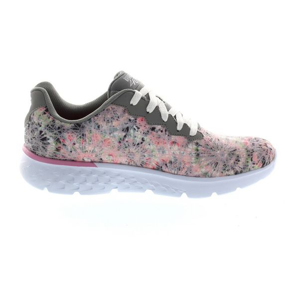 SKECHERS - GO RUN 400 VELOCITY 14353 - gray lt. pink - Thumb 3