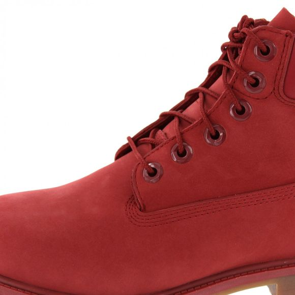 TIMBERLAND Schuhe - 6 Inch Premium Boot A13HV - red - Thumb 5