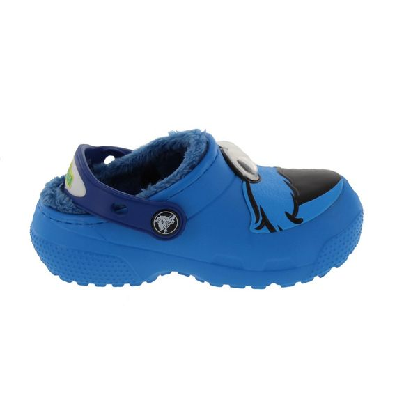 CROCS Kinder - FunLab Lined Cookie Monster - ocean - Thumb 3
