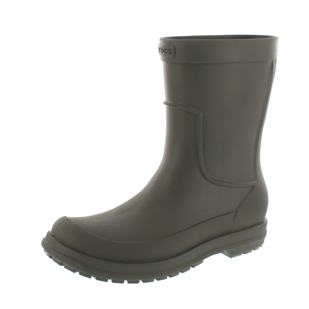 CROCS Herrenschuhe - ALLCAST Rain Boot - dusty olive