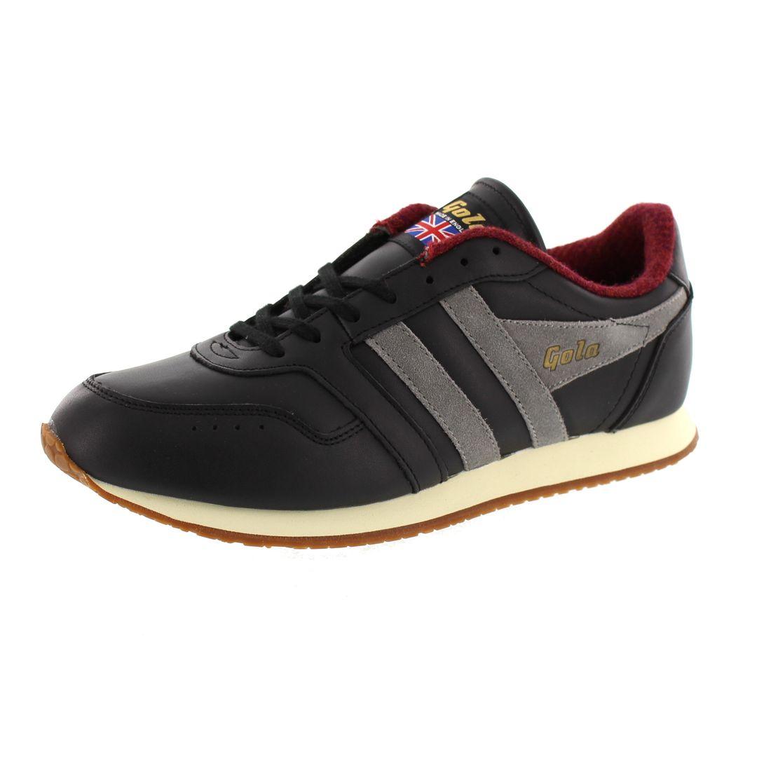 GOLA Herren - Sneaker TRACK 1905 CMA906 - black grey