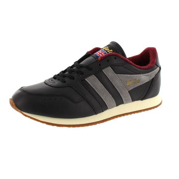 GOLA Herren - Sneaker TRACK 1905 CMA906 - black grey - Thumb 1