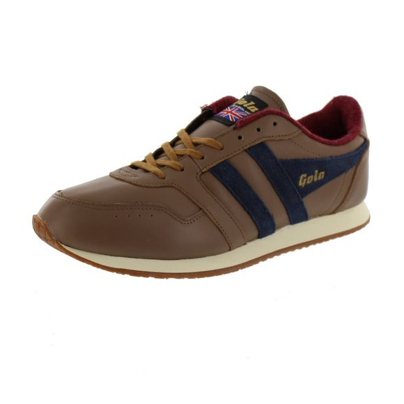 GOLA Herren - Sneaker TRACK 1905 CMA906 - taupe navy