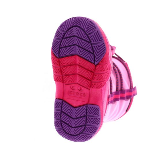 CROCS Kinder - Swiftwater Waterproof Boot - party pink  - Thumb 5