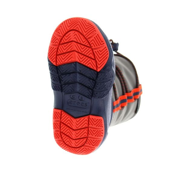 CROCS Kinder - Swiftwater Waterproof Boot - navy flame - Thumb 5