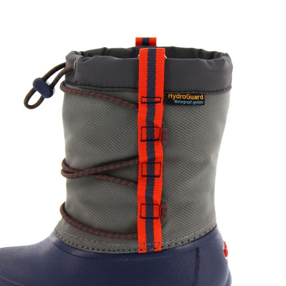 CROCS Kinder - Swiftwater Waterproof Boot - navy flame - Thumb 6