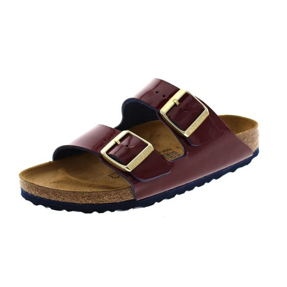 BIRKENSTOCK Schuhe - ARIZONA BF 1006669 - two tone wine - Thumb 1