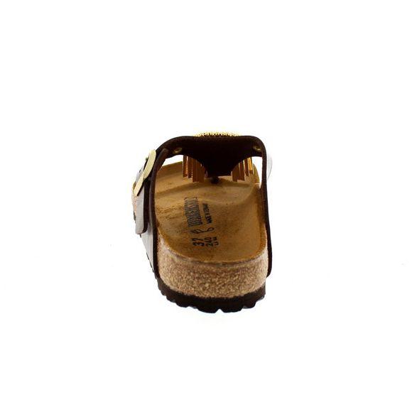 BIRKENSTOCK - GIZEH 0745431 - graceful toffee fringe - Thumb 4