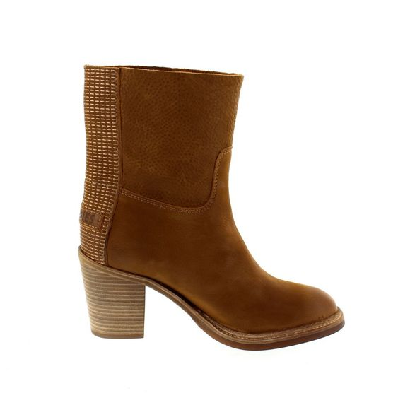 SHABBIES AMSTERDAM - Ankle Boot 183020013 - caramel - Thumb 3