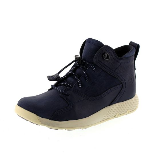 TIMBERLAND - FLYROAM LEATHER HIKE A1ISD - black iris - Thumb 1