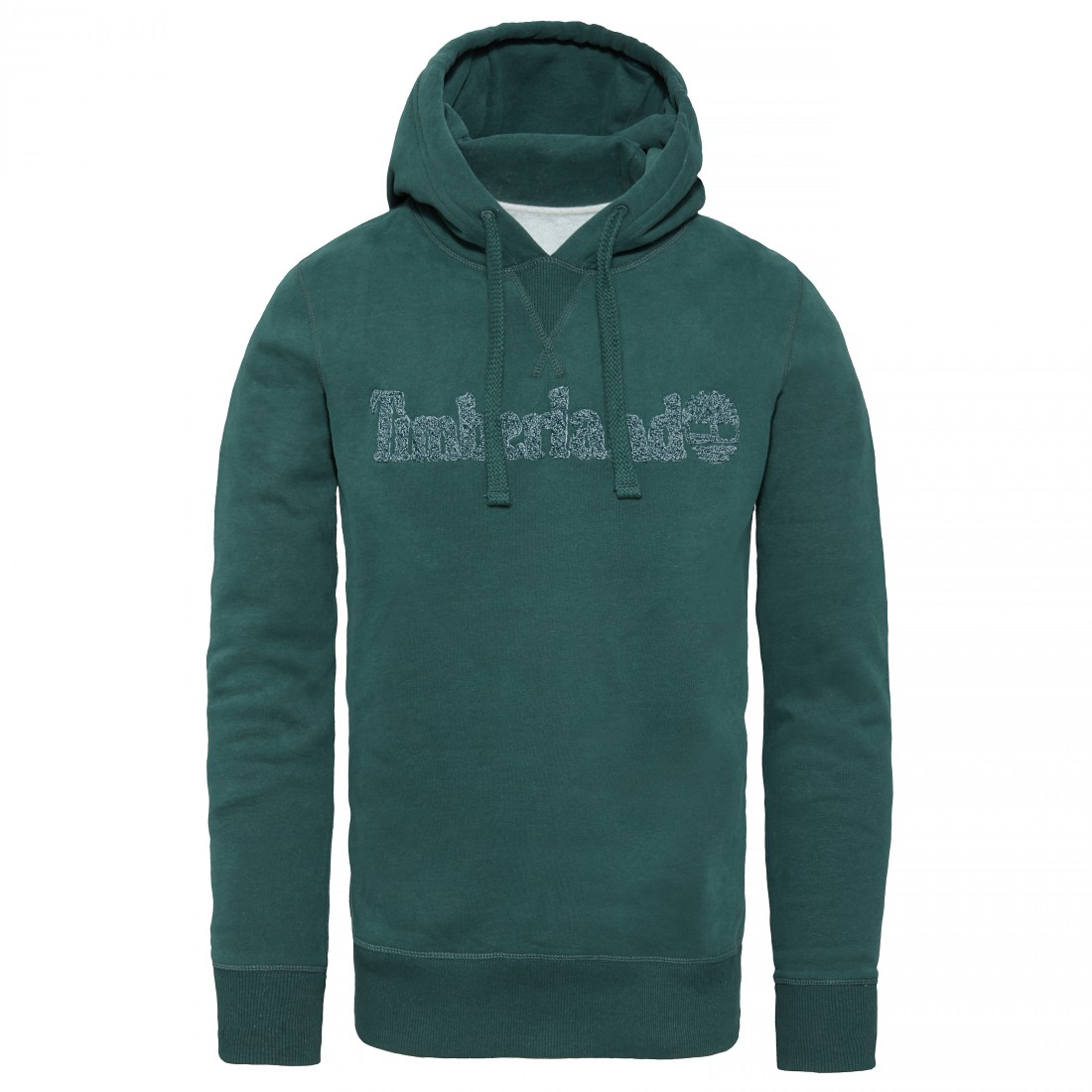 TIMBERLAND - Hoodie TAYLOR RIVER A1RKZ - green (370)