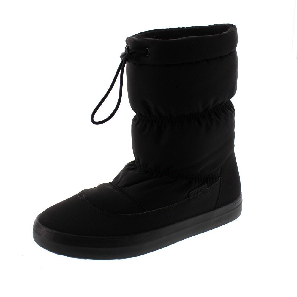 CROCS Damenschuhe - Lodgepoint Pull-On Boot - black