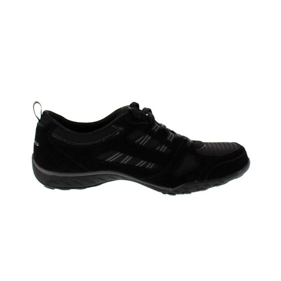 SKECHERS Damen - Breathe Easy GOOD LUCK 22544 - black - Thumb 3
