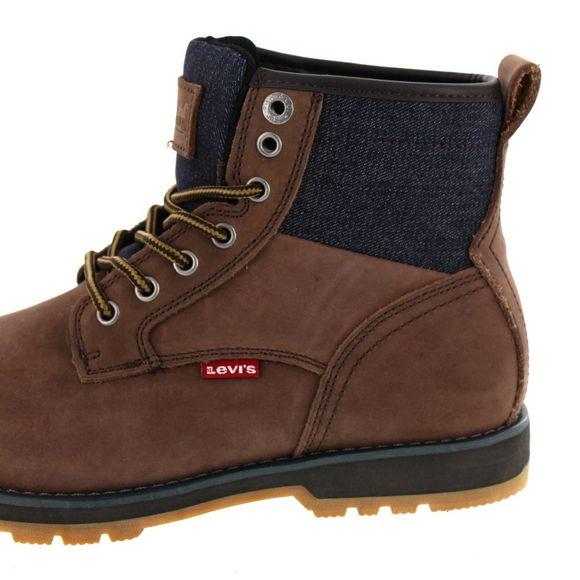 LEVI´S Schuhe - Boots LOGAN 226789-1955 - dark brown - Thumb 6