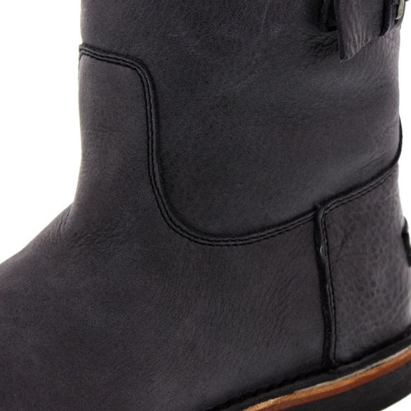 SHABBIES AMSTERDAM - Ankle Boot Low 181020027 - black - Thumb 6