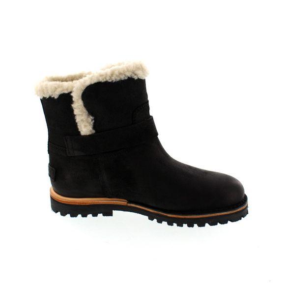 SHABBIES AMSTERDAM - Ankle Boot Low 181020061 - black - Thumb 3