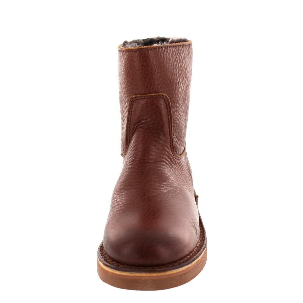 Ankle boot Cognac | 181020121 | Shabbies Amsterdam