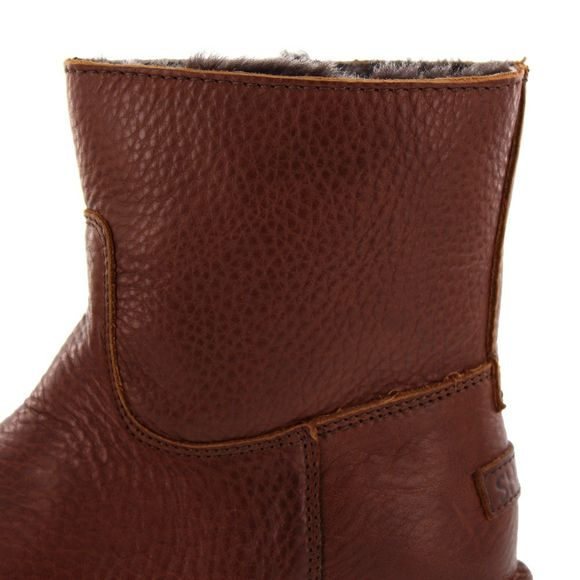 SHABBIES AMSTERDAM - Ankle Boot Low 181020024 - brown - Thumb 6