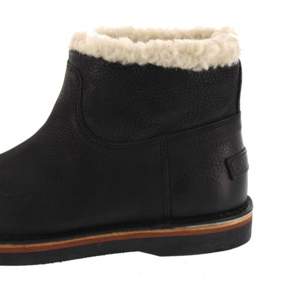 SHABBIES AMSTERDAM Ankle Boot Low 181020056 - black - Thumb 6