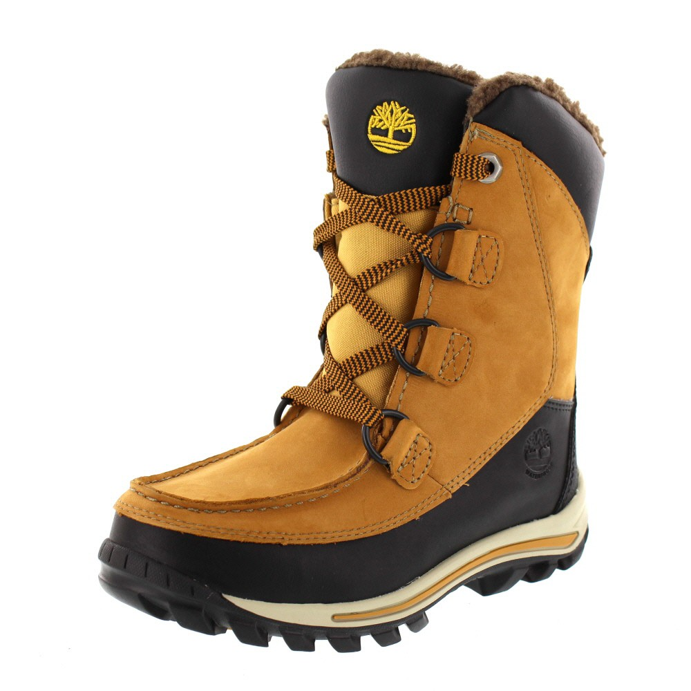TIMBERLAND Kinder - RIME RIDGE HP WPBT 3571R - wheat