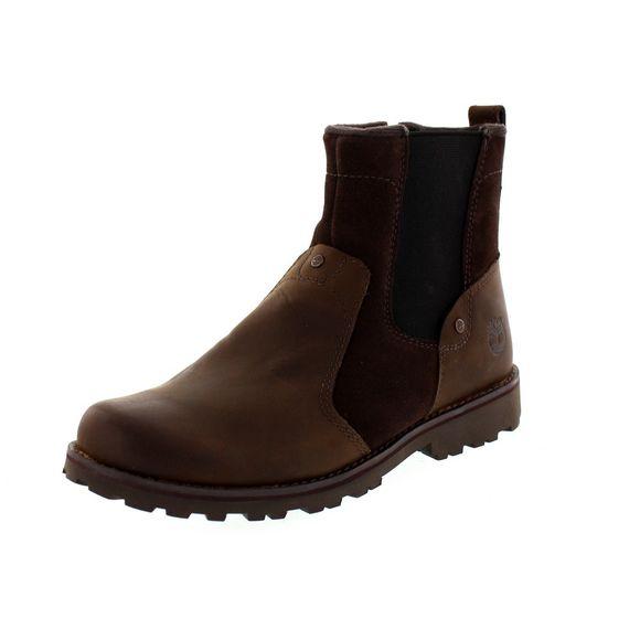 TIMBERLAND Schuhe - ASPHALT TRAIL CHELSEA A19PU - brown