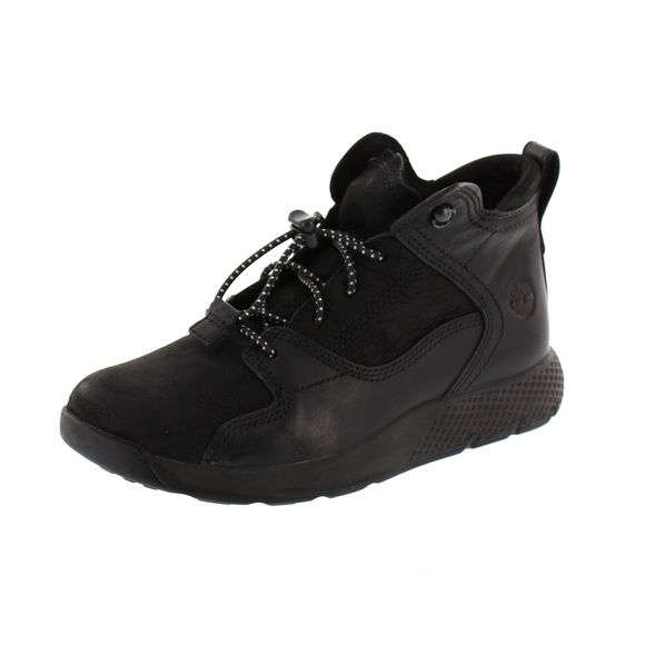 TIMBERLAND - FLYROAM LEATHER HIKE A1IS5 - black  - Thumb 1