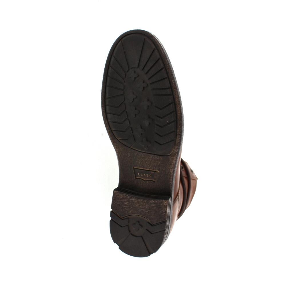 Levis Herren Boots Emerson 225115 700 Medium Brown Herrenschuhe New Bild 5