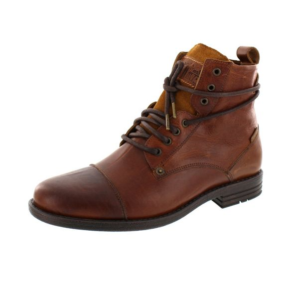 LEVI´S Herren - Boots EMERSON 225115-700 - medium brown