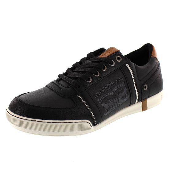 LEVI´S Herren - Sneaker TIOGA 226793-1794 - black - Thumb 1